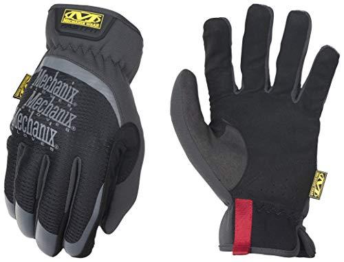 Mechanix Wear - FastFit Work Gloves (Medium, Black)
