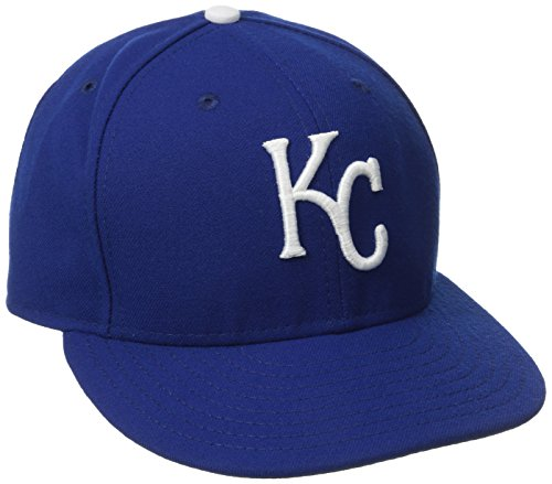 ity Royals Game AC On Field 59Fifty Fitted Cap-734 (Royal Red Fitted Hat)