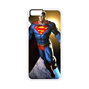 DC Universe Online iPhone 6 Plus 5.5 Inch Cell Phone Case White 53Go-371403