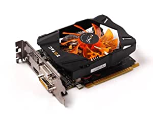 Zotac ZT-61102-10M GeForce GTX 650 Ti 2GB GDDR5 - Tarjeta gráfica (GeForce GTX 650 Ti, 2 GB, GDDR5, 128 bit, 2560 x 1600 Pixeles, PCI Express 3.0)