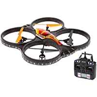 World Tech Toys 2.4Ghz Horizon Spy Drone with Video Camera 4.5 Channel RC Quadcopter