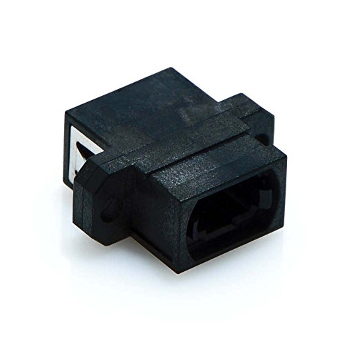 Diablo Cable MTP/MPO Fiber Optic Coupler Black by Diablo Cable