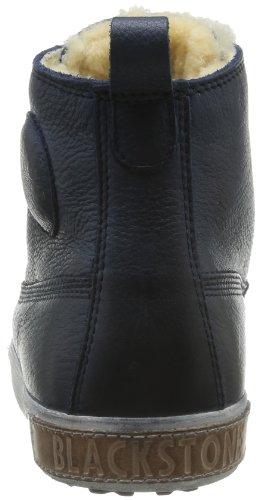 Blackstone Old Fur Foxing indigo Yellow 6 Worker Da Blu Inch Uomo On bleu Stivali YIwqYSrX