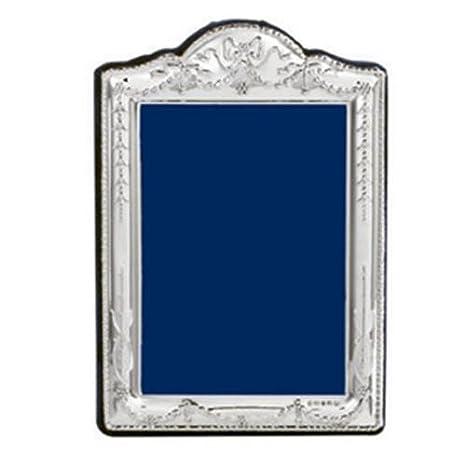 JB cubiertos de plata Marco de fotos de botín y (3,5 x 6,35 cm) arco: Amazon.es: Hogar