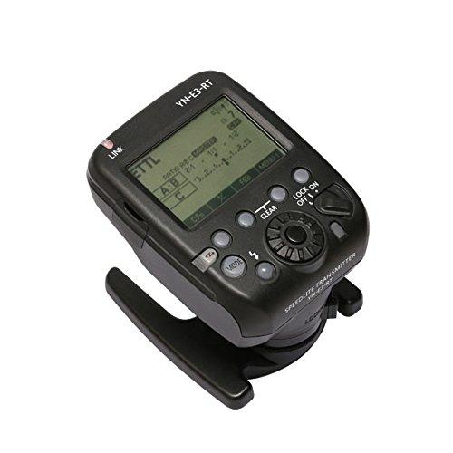 YONGNUO YN-E3-RT E3-RT Flash Speedlite Transmitter for Canon 600EX-RT as ST-E3-RT