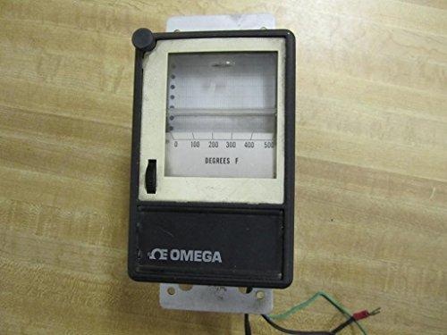 Omega RD255J-500F Thermocouple Recorder
