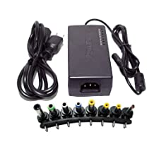KINGZER 96W Universel Notebook AC Charger PC portable adaptateur- HP/DELL/IBM ThinkPad