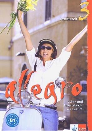 Allegro/Lehr- und Arbeitsbuch mit Audio-CD (B1)