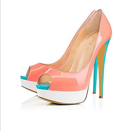 Zapatos Am de de y Europa Mujer vwvrnqX