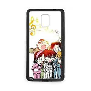Detective Conan Samsung Galaxy Note 4 Cell Phone Case Black Fantistics gift A_994756