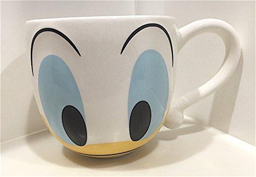 Disney Parks Donald Duck Signature Face -