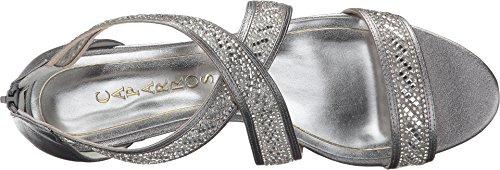 Caparros Dames Stellen Zich Metalen Tin Voor