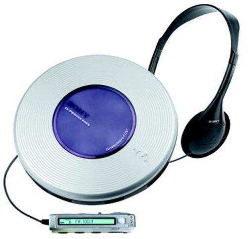 Sony D-FJ787 CD Walkman by Sony