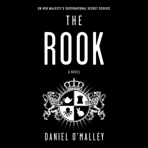 The Rook: A Novel Audiobook [Free Download by Trial] thumbnail
