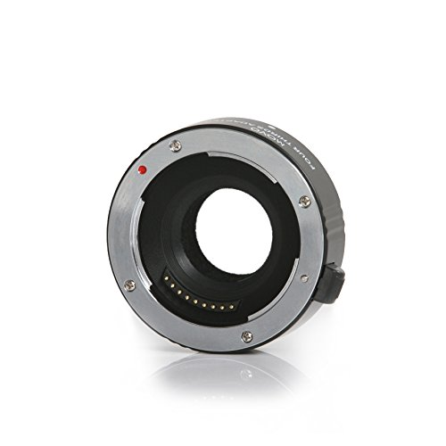 Movo MTM100 Auto-Focus Lens Adapter for Micro Four-Thirds Mirrorless Cameras (Olympus PEN, Panasonic Lumix, Blackmagic) to fit Olympus Evolt Four-Thirds Mount Lenses