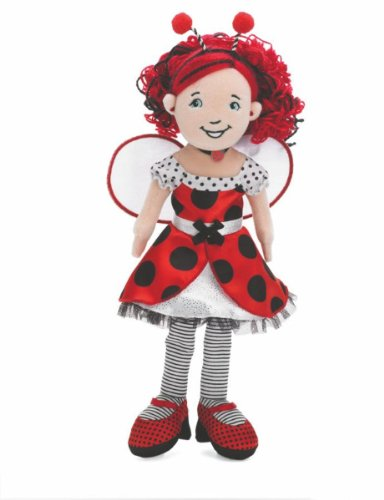 Manhattan Toy Groovy Girls Lana Ladybug from Manhattan -