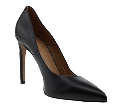 Shoes Black Court Vanita Black Black Women's qYwEC4