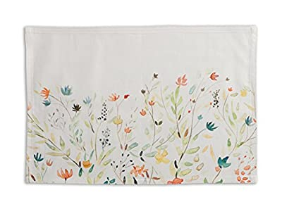 Maison d' Hermine Colmar 100% Cotton Set of 2 Placemats, 13 - inch by 19 - inch.