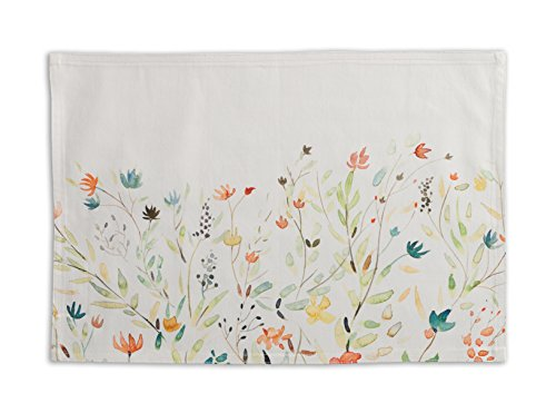 Maison d Hermine Colmar 100% Cotton Set of 2 Placemats, 13 - inch by 19 - inch.