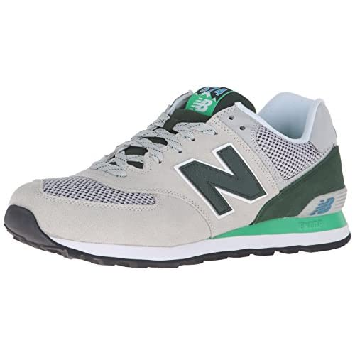 New Balance Men's ML574 Day Hiker Running...