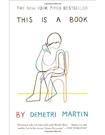This Is A Book Demetri Martin