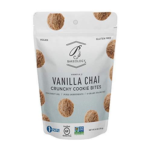 Bakeology Vanilla Chai Cookie Bites, 6 oz