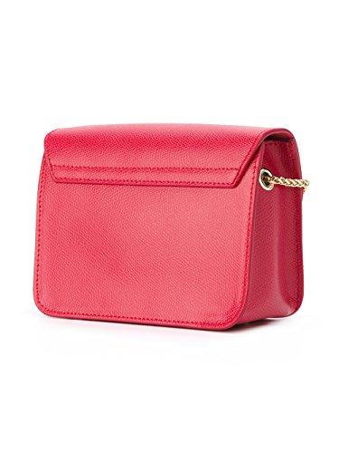 Furla Mujer 851170 Rojo Cuero Bolso De Hombro