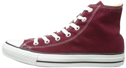 Adulto burgundy Sneaker Core Converse Unisex Ctas Hi Rosso pqz8vX0