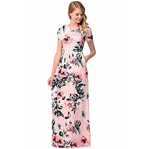 Plus Size Pink Party Dresses Amazon