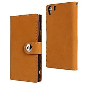 Kinston Five Color Ribbon Pattern PU Leather Full Body Case with Stand for Nokia Lumia 520