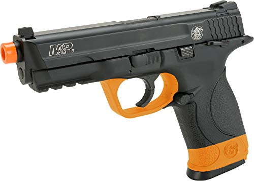 Evike Smith and Wesson M&P 9 CO2 Blowback Airsoft Pistol with Metal Slide by (Smith Wesson Air Pistols)
