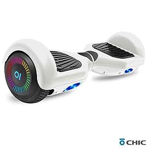 Amazon.com: Patinete eléctrico autoequilibrante TPS de 6.5 ...