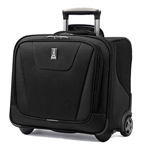 Ballistic Nylon Lightweight Garment Bag - Travelpro Maxlite 4 Rolling Tote, Black