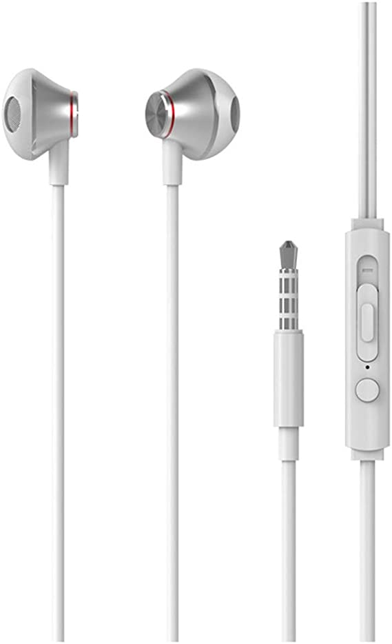 Auricular Bluetooth 5.0, Auricular inalámbrico, micrófono y Caja de Carga incorporados, reducción del Ruido estéreo 3D HD, para Auriculares Android/iPhone/Samsung/Huawei: Amazon.es: Electrónica