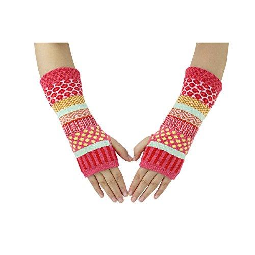 Zmart Fingerless Ethnic Gloves Mittens product image