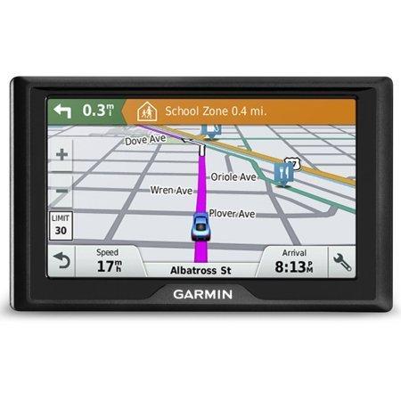 Garmin 010-01532-0F Black Drive 5'' USA EX GPS Navigator, 1 Pack by Garmin