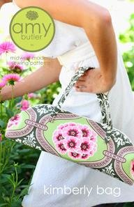 Kimberly Bag, Amy Butler Sewing Pattern Classic Graceful Shape
