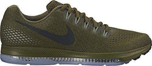 quality design 4dd2e 12129 Nike Mens Zoom All Out Low Sequoia Palm Green Pure Platinum Black Nylon
