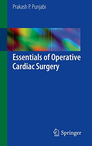 Essentials of Operative Cardiac Surgery Pdf