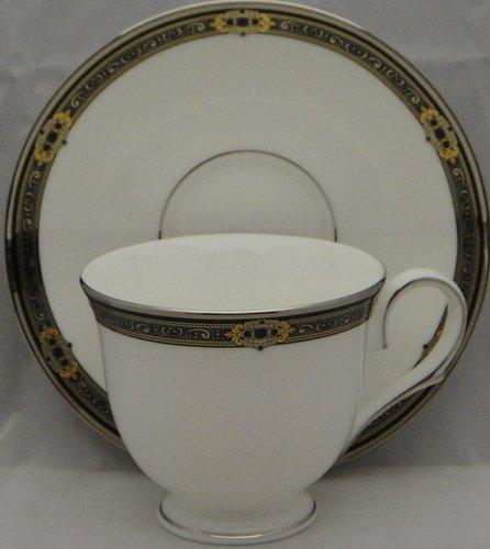 Lenox Vintage Jewel Cup & Saucer Set