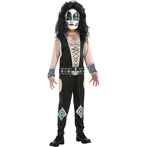 KISS Band - Catman Child Costume Size 4-6 Small for $<!--$26.96-->