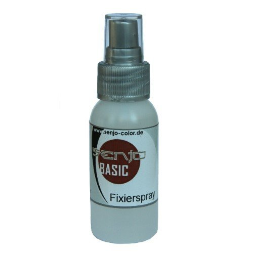 FixierSpray Senjo-Color Pumpflasche 50ml Senjo Color TF050