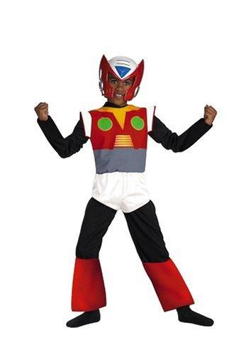 Mega-Man Zero Standard Child Costume (Red) Size 4-6  sc 1 st  Amazon.com & Amazon.com: Mega-Man Zero Standard Child Costume (Red): Size 4-6 ...