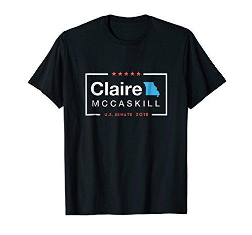 Vote McCaskill Senate 2018 Election T-Shirt