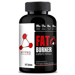 Mypro Sport Nutrition Advanced Fat Burner & Natural Weight Loss Supplement with Caralluma fimbriata + Garcinia Cambogia…