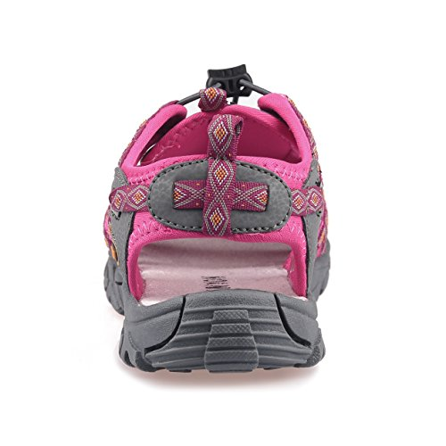 Pictures of GRITION Women Outdoor Summer Sandals Adjustable Closed 6