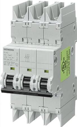 Siemens 5sj43187hg42 Miniature Circuit Breaker Ul 489