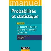 Mini Manuel de Probabilités et Statistique 3e Éd.