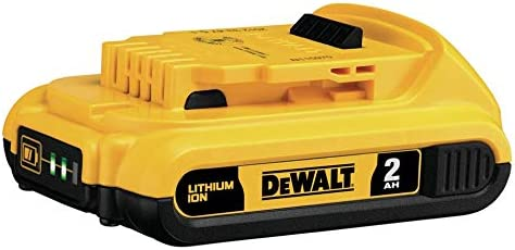 DeWalt 18v Charger 2 x 2.0ah Batteries