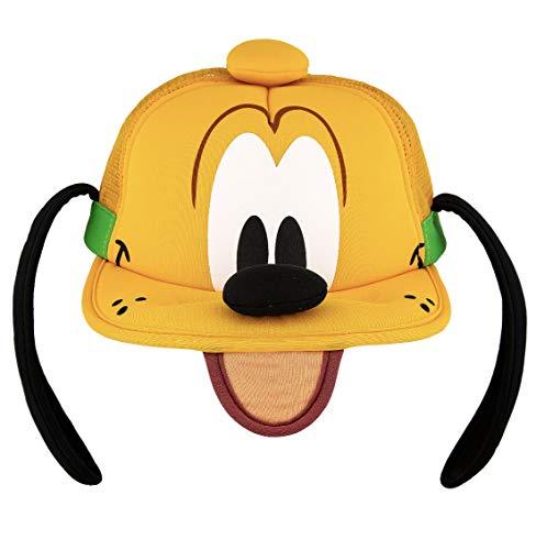 Disney Parks Pluto Mesh Hat Cap NEW